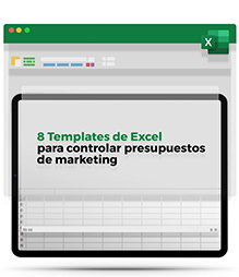 Plantillas de Excel para el control de Presupuestos de Marketing